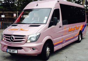 Executive accessible minicoach (19 seat)