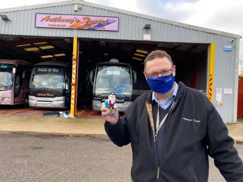 Anthony's Travel installs air filtration systems in UK first